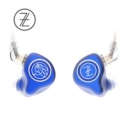 Apos Audio TFZ | 锦瑟香也 Earphone / In-Ear Monitor (IEM) TFZ King Pro In-Ear Monitor (IEM) Earphones Blue