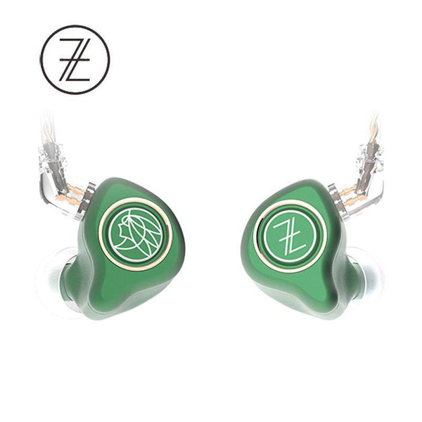 Apos Audio TFZ | 锦瑟香也 Earphone / In-Ear Monitor (IEM) TFZ King Pro In-Ear Monitor (IEM) Earphones Green