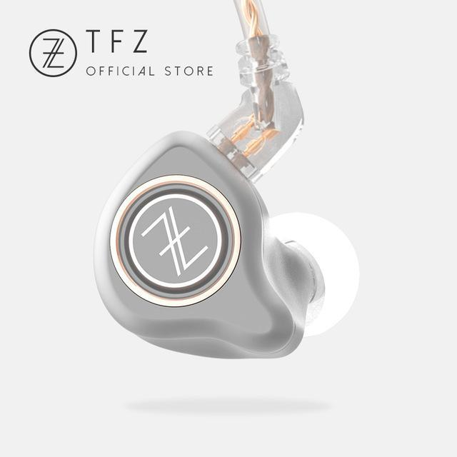 Apos Audio TFZ | 锦瑟香也 Earphone / In-Ear Monitor (IEM) TFZ King Pro In-Ear Monitor (IEM) Earphones Grey
