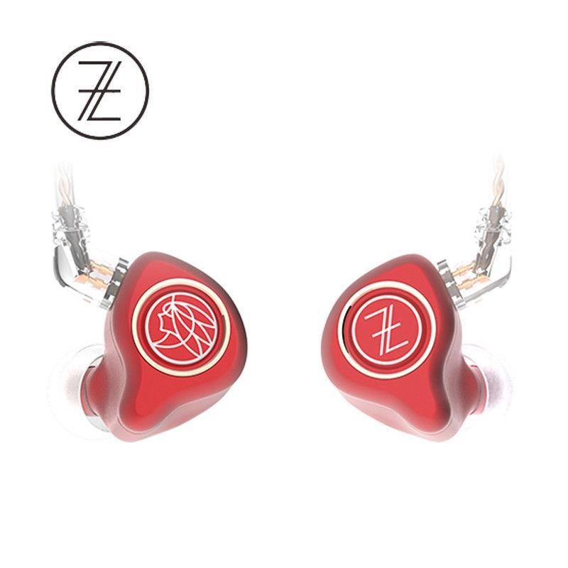 Apos Audio TFZ | 锦瑟香也 Earphone / In-Ear Monitor (IEM) TFZ King Pro In-Ear Monitor (IEM) Earphones Red