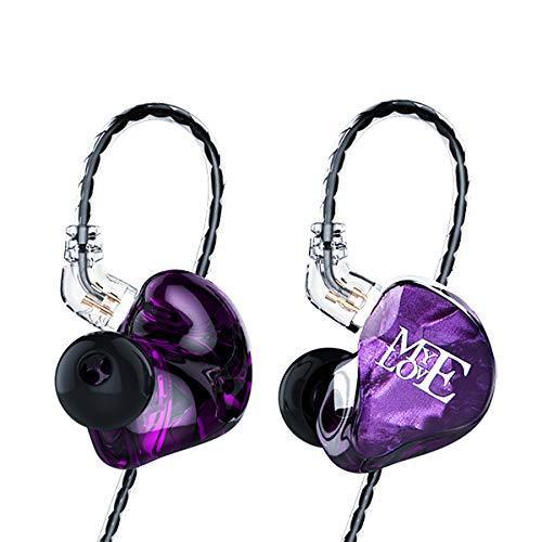 Apos Audio TFZ | 锦瑟香也 Earphone / In-Ear Monitor (IEM) TFZ My Love III In-Ear Monitor (IEM) Earphone Purple