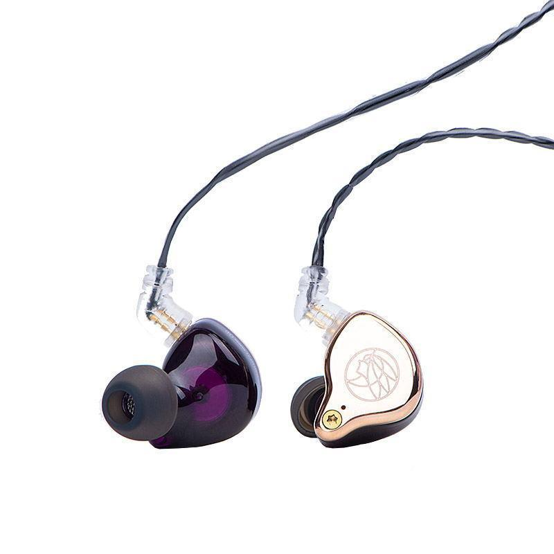 Apos Audio TFZ | 锦瑟香也 Earphone / In-Ear Monitor (IEM) TFZ T2 Galaxy In-Ear Monitor (IEM) Earphones Gold