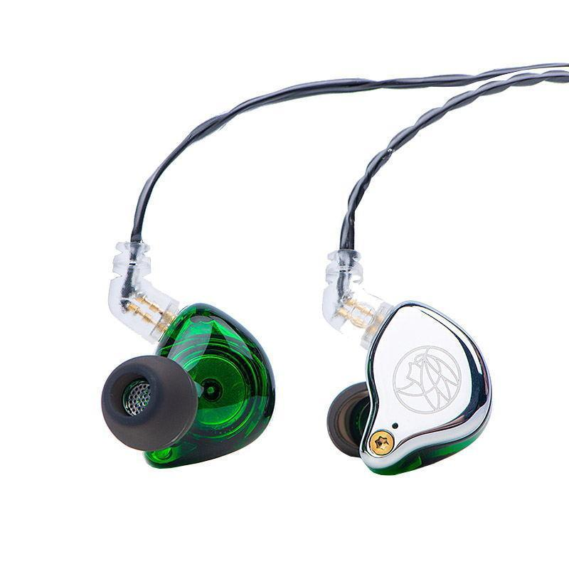 Apos Audio TFZ | 锦瑟香也 Earphone / In-Ear Monitor (IEM) TFZ T2 Galaxy In-Ear Monitor (IEM) Earphones Silver