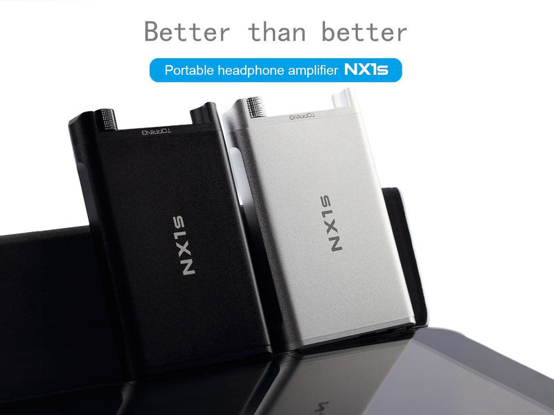 Apos Audio TOPPING | 拓品 Headphone Amp TOPPING NX1s Headphone Amp
