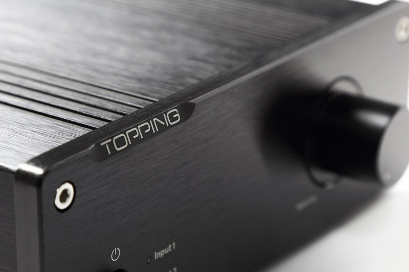 Apos Audio TOPPING | 拓品 Headphone Amp TOPPING TP60 Class-T Stereo Amplifier