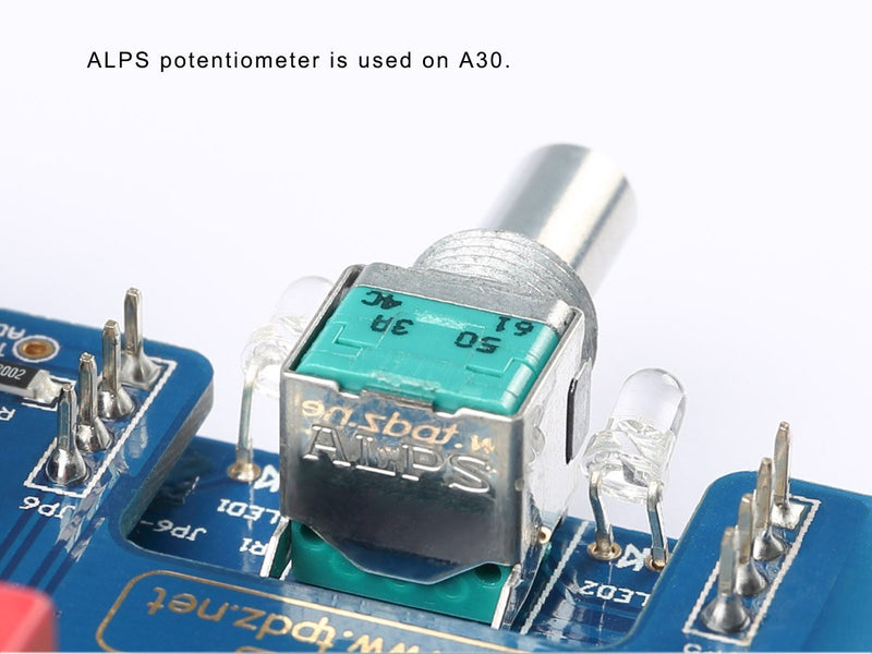 Apos Audio TOPPING | 拓品 Headphone Amp (Tube) TOPPING A30 HiFi Headphone Amplifier