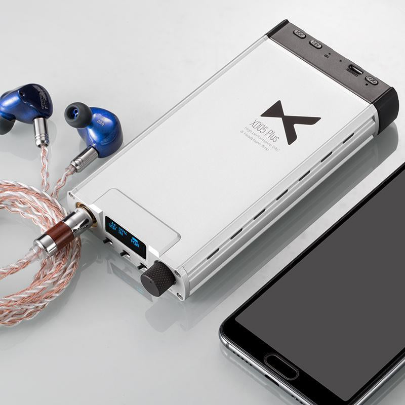 Apos Audio xDuoo | 乂度 Headphone DAC/Amp xDuoo XD-05 Plus DAC/Amp