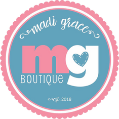 Madi Grace Boutique Monogram & Applique