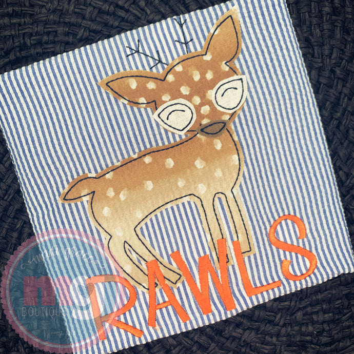 Baby Buck Deer Shirt