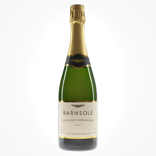 Barnsole 2016 Classic Sparkling Wine (box of 3)