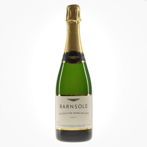 Barnsole 2016 Old Vine Sparkling Wine (box of 3)