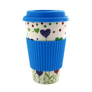 Java Mugs - Coffee, Tea or Beverage Mug. Eco Friendly and Reusable with Nature inspired prints.