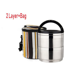 Load image into Gallery viewer, Warm Belly Lunch Box - ecochic-babe