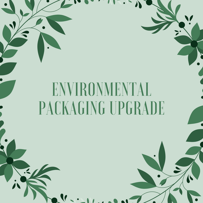 Environmental Packaging Upgrade