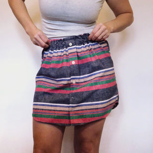 Large Boyfriend Skirt