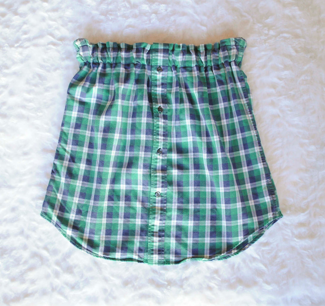 X Small Boyfriend Skirt