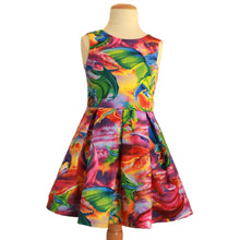 Load image into Gallery viewer, The Here Be Dragons Dress