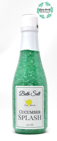 Cucumber Splash Bath Salts