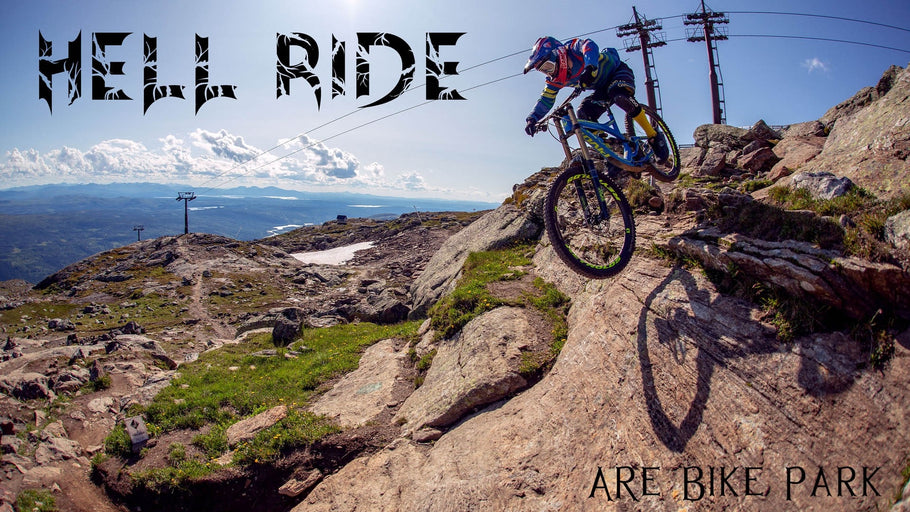 Hellride - Are, Sweden