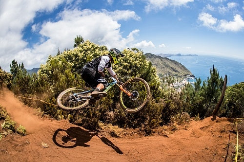 Pivot Factory Racing EWS Madeira Report