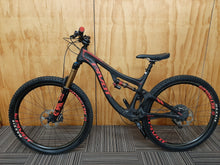 Load image into Gallery viewer, Ex Demo Switchblade Carbon Large Black/Red: Pro XT/XTR build with Carbon Wheels