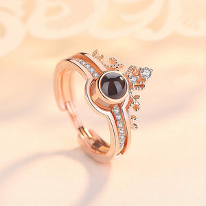100 Languages Love Ring, Best Gift-Buy 2 Free Shipping!!!