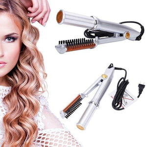 Professional wet&dry curler