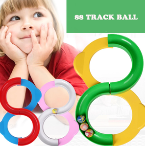 88 Shape Infinite Loop Track - The Best Toys