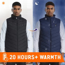 Load image into Gallery viewer, (Last Day 50% OFF)Instant Warmth Heating Vest