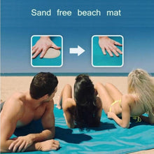 Load image into Gallery viewer, Water And Sand Proof Beach Mat