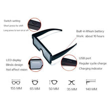 Load image into Gallery viewer, NEW Arrival - Super LED Light Glasses