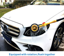 Load image into Gallery viewer, Car Wash Brush,automotive cleaning Non-Electric Automatic 360 Degree, Garden Sprinkling Tool Used for truck Window