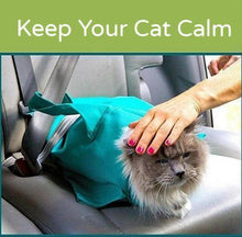 Load image into Gallery viewer, Buy 1 Get 1 FREE Only Today!!--CAT TRAVEL POUCH--Buy 2 Free Shipping