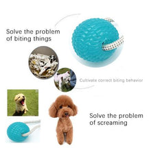 Load image into Gallery viewer, 【Anniversary sale -50% OFF】Multifunction Pet Molar Bite Toy