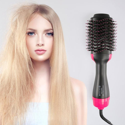 LAST DAY 50% OFF - 2 IN 1 ONE-STEP HAIR DRYER & VOLUMIZER