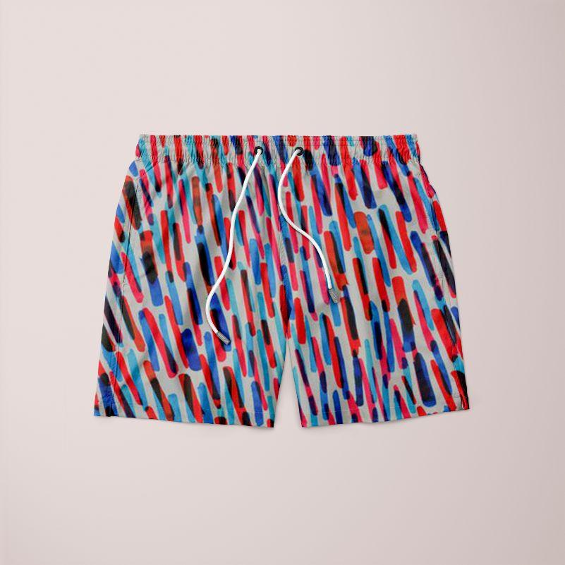 Abstract Pattren (17) Shorts