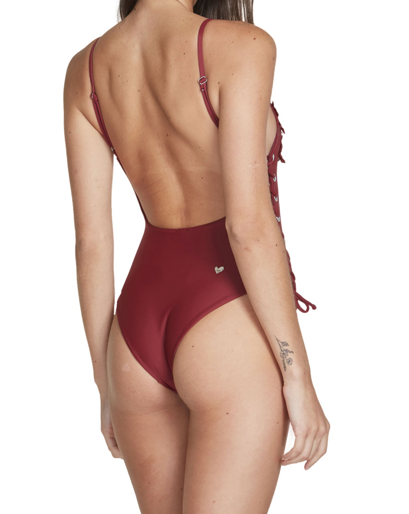Blanca Rouge One Piece