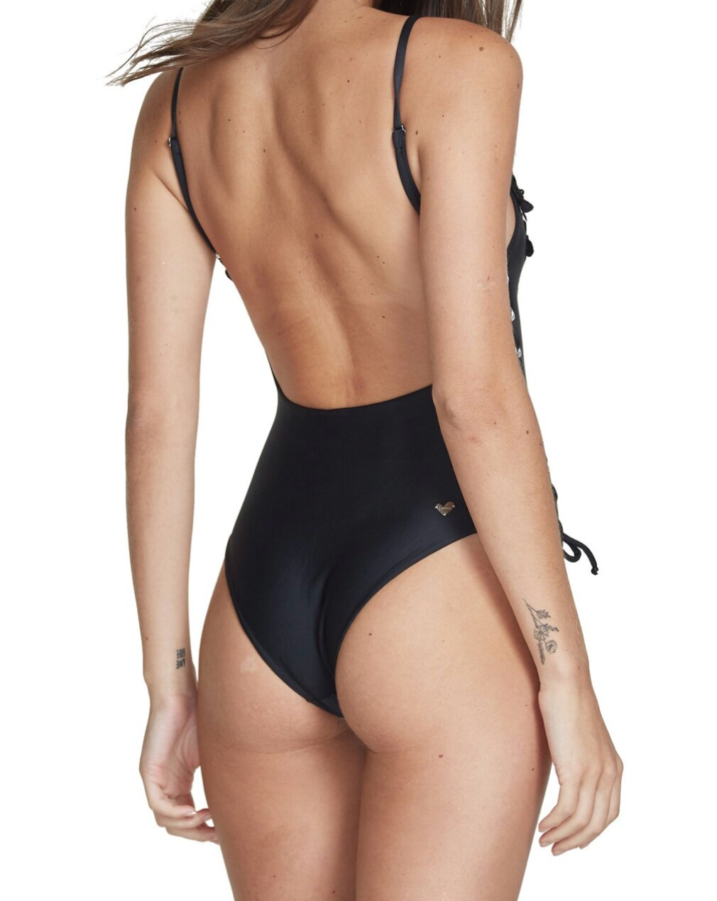 Blanca Black  One Piece