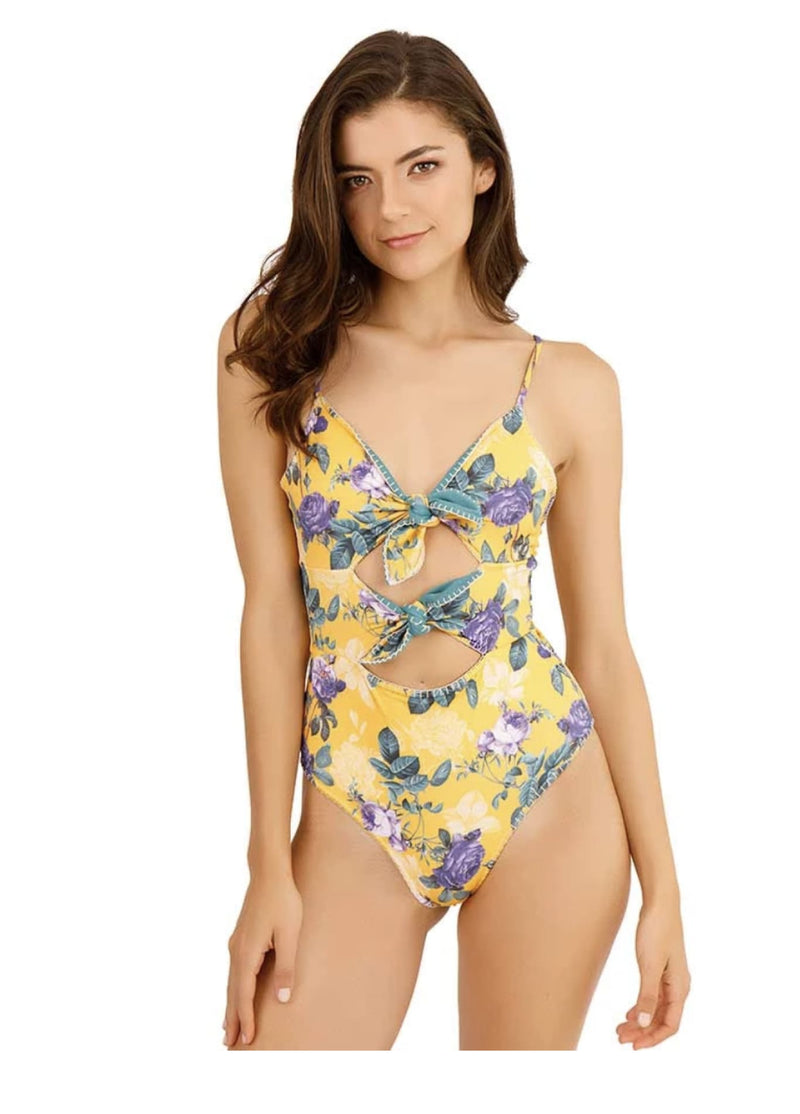 Capittana Marion Roses One Piece - ONE PIECE