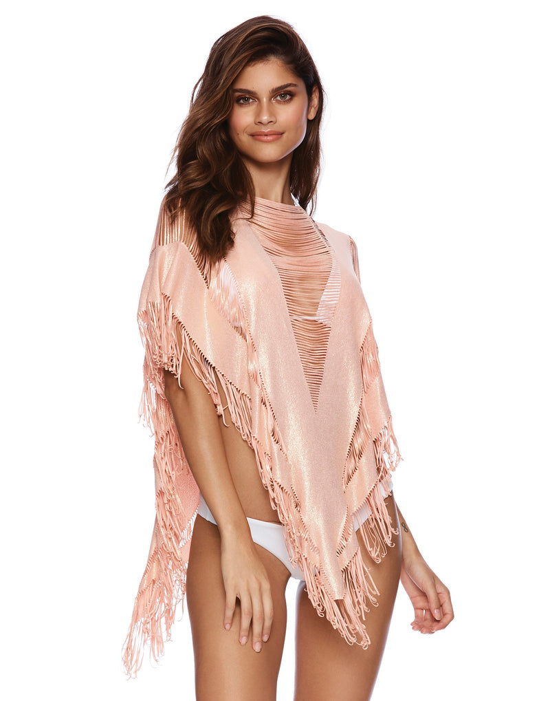 Indian Summer Poncho
