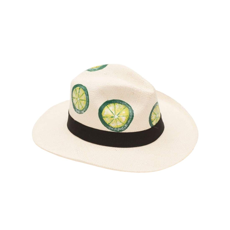 Isla+mar Hand Painted Limes - HATS