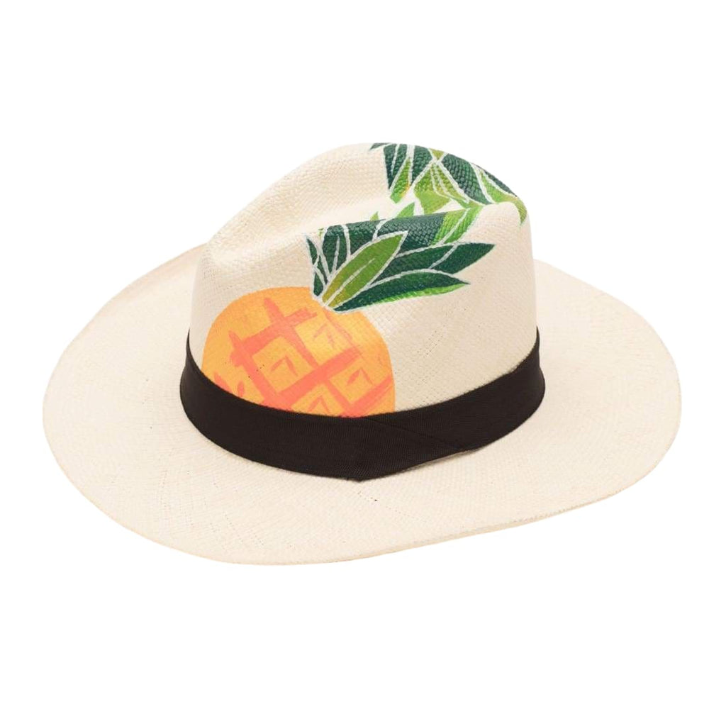 Islamar Hand Painted Pineapple - HATS