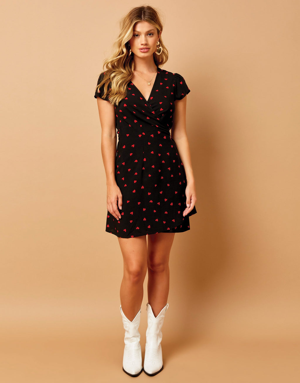 Teagan Wrap Dress