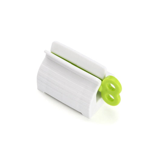 Set Rolling Toothpaste Squeezer Tube Toothpaste Tooth Paste Squeezer Dispenser - GigaWorldStore