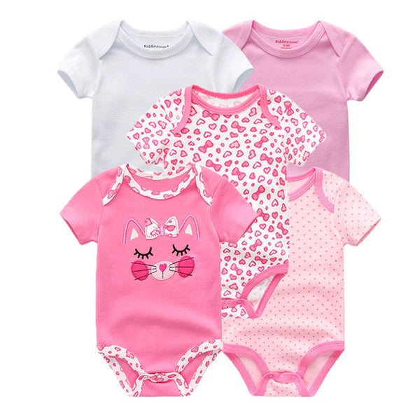 Baby Clothes Unicorn Clothing Bodysuits Newborn 100%Cotton