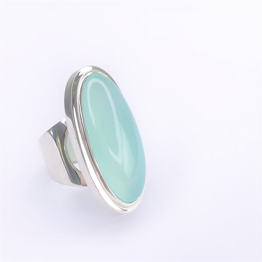 Marvel ring - Chalcedony
