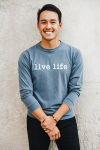 live life long sleeve