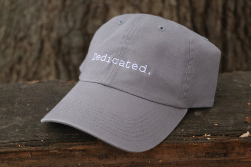 Dedicated. Dad Hat