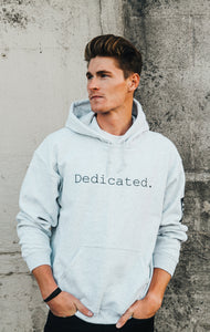 Dedicated. Ash Gray