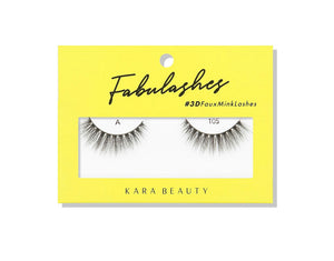 Kara Beauty- A105 Fabulashes 3D Faux Mink Lashes